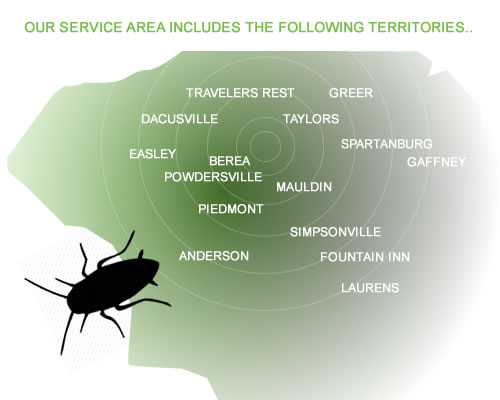 PestGuard Solutions Pest Control and Exterminators Greenville SC