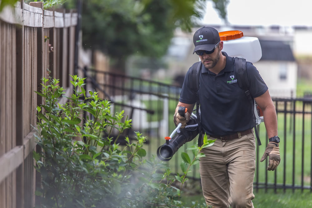 PestGuard Solutions Mosquito Control and Mosquito Extermination Greenville SC